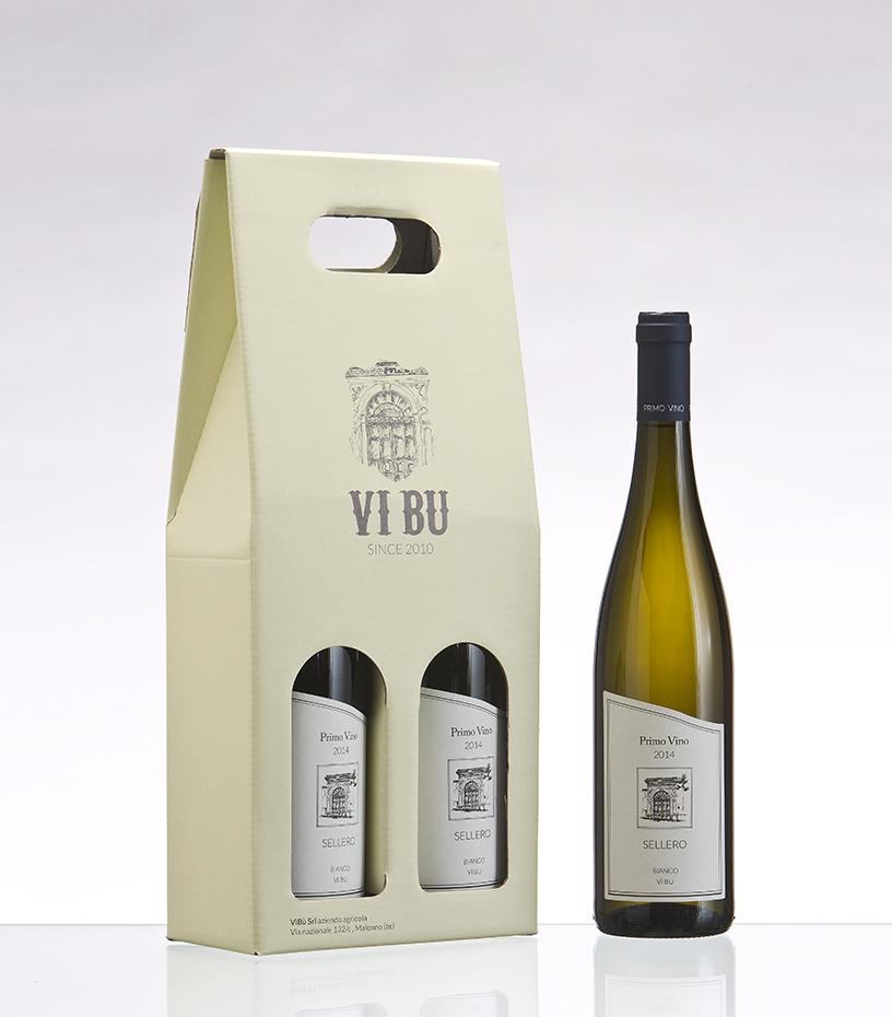 confezione da due vibù primo vino